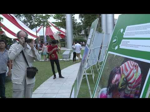 Oxfam - VTV 1 - Chương trình Vì trẻ em - Những bức ảnh nói