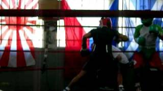 Manny Pacquiao Vs Amir Khan Sparring