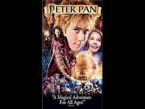 Opening To Peter Pan 2004 VHS