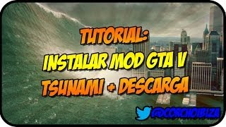 Tutorial: Instalar Mod GTA V Tsunami + Descarga .rpf Ps3
