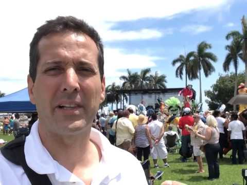 Vlog 089 - Come to the Deering Estate Seafood Festival