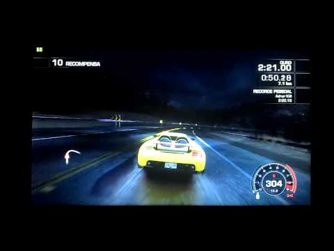 Need for Speed Hot Pursuit - Gameplay GTX560 TI