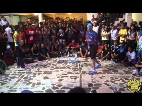 Lil Chang vs Fresky Power Moves Beyond the Border 2013