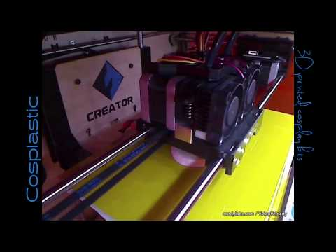 Cosplastic - Horde Fridge Magnet