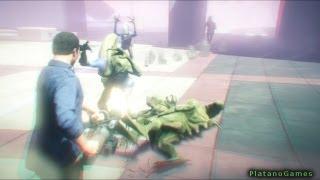 GTA V Alien Invasion Side Mission Strangers & Freaks