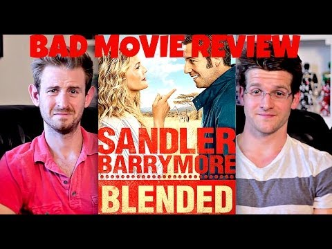 Bad Movie Review: Blended
