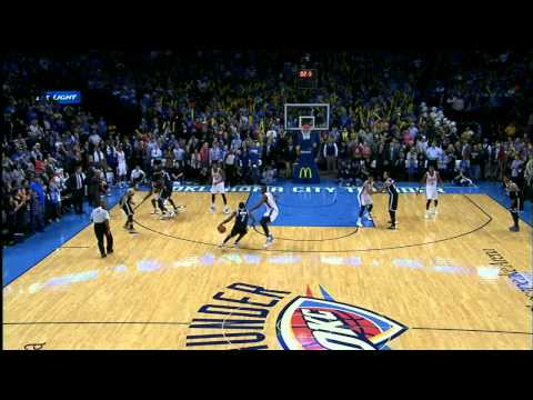 Joe Johnson Sinks the Miraculous Game-Winner in OKC!