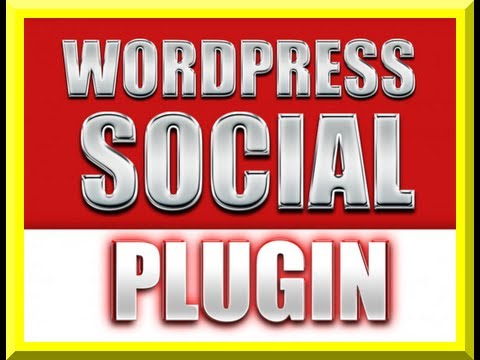 Wordpress Social Plugin: Auto Share Posts To Social Media- Best Wp Social Sharing Pages And Articles