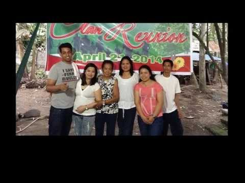 REUNION  Sunday - April 20, 2014  3rd Family Marianito - Cristita Gumabao Clan. Philippines