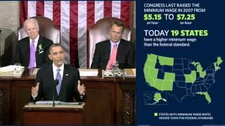 Obama's 2013 State Of The Union Full Speech- HD Video