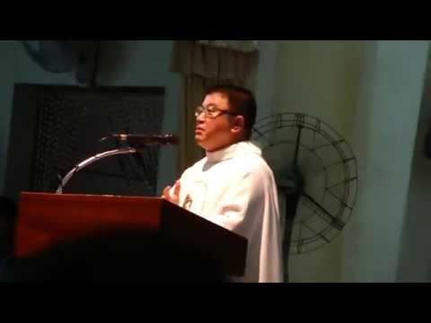 Bài giảng của Linh mục Giuse Nguyễn Thể Hiện tối 24.6.2012 - DCCT Sài Gòn