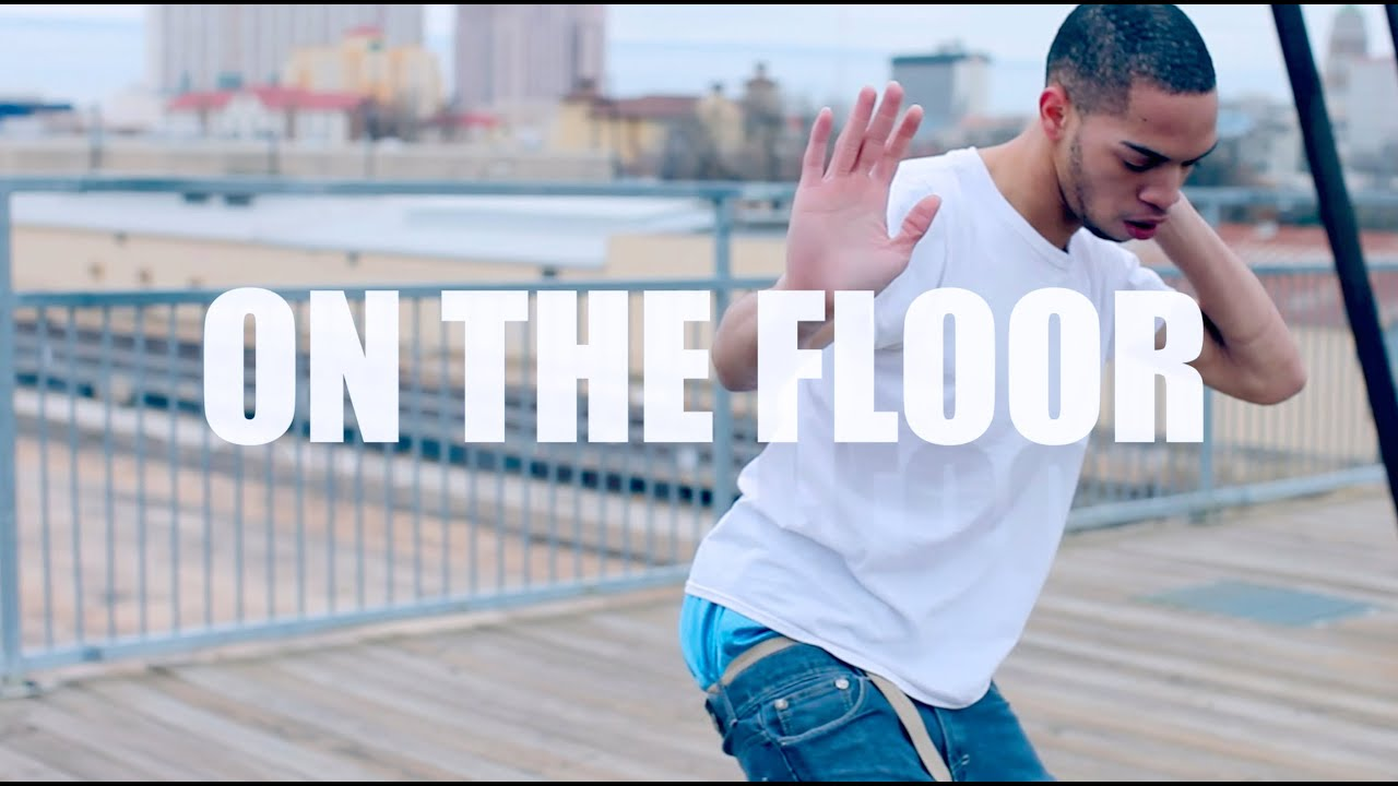 IceJJFish - On The Floor (Official Music Video)