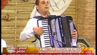 Nicusor Troncea Si Costel De La Turnu Muzica Populara Si