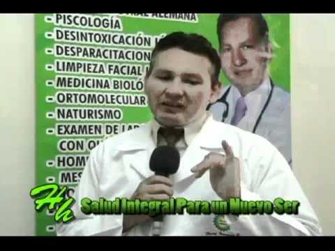CENTRO MEDICO NATURISTA BIOENERGETICO HENRY HERNANDEZ.