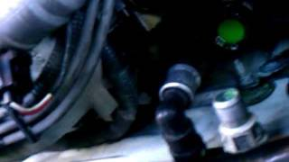 2003 Ford Mustang Heater Hose Removal Using Heater Hose