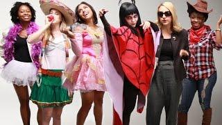 The 6 Girls You Meet On Halloween