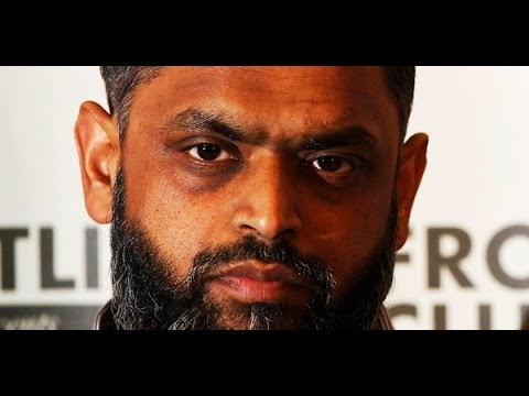 Moazzam Begg arrested on terrorism charges