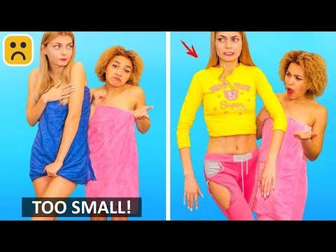 SHORT PEOPLE VS TALL PEOPLE PROBLEMS & Relatable Funny Situation
