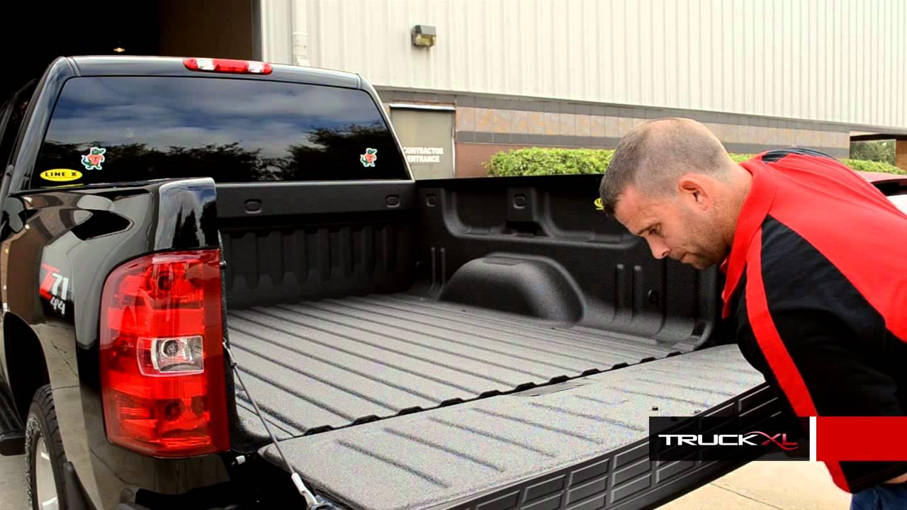 How To Remove A Chevy Gmc Silverado Sierra Tailgate Cap