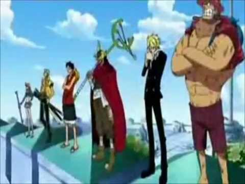 One Piece AMV - You're Gonna Go Far, Kid