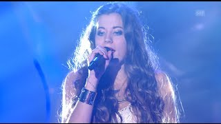 Lisa Oribasi Crazy/Rolling In The Deep Blind Audition