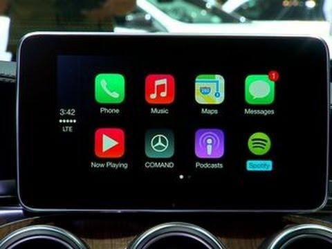 Car Tech - Apple CarPlay