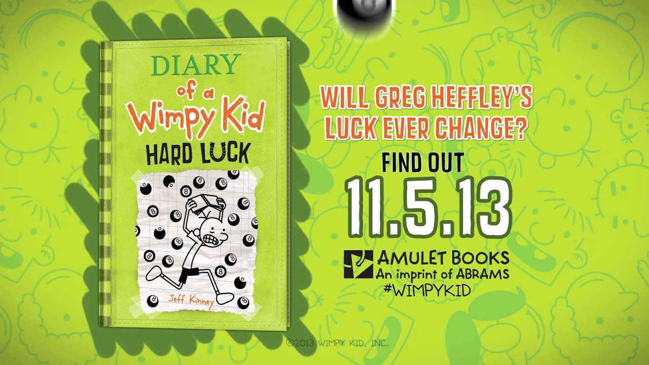 Diary Of A Wimpy Kid Books Hard Luck maxresdefault jpg