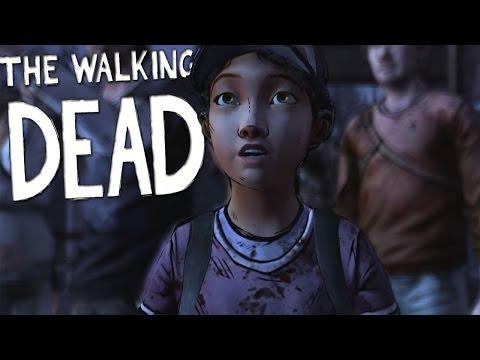 I CAN'T BELIEVE HE'S ALIVE!   The Walking Dead Season 2 [EP2][P2]
