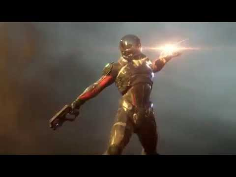 Mass Effect All Cinematic Trailer