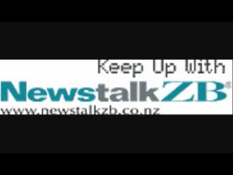 Newstalk ZB Christchurch Earthquake Part 1