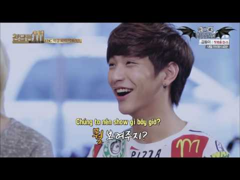 [Vietsub] Cheong Dam Dong 111 Season 2 AOA Cut - Ep 5 [AOD]