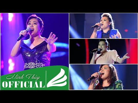 Minh Thùy - Tuyển Tập Các Ca Khúc Tại Vietnam Idol 2013