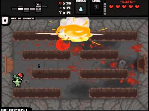 Lapin Plays: The Binding of Isaac Ep. 40 - GREED I HATE YOU