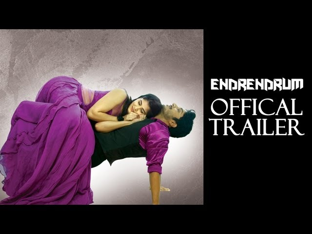 Endrendrum Official Theatrical Trailer