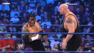 Jeff Hardy Vs. MVP Vs. Big Show Vs. The Great Khali Vs