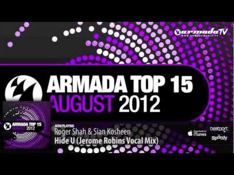 Out now: Armada Top 15 - August 2012