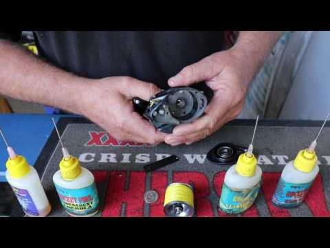 Bait Caster Preventative maintenance tips