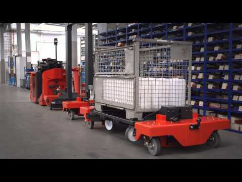Linde Logistic Train