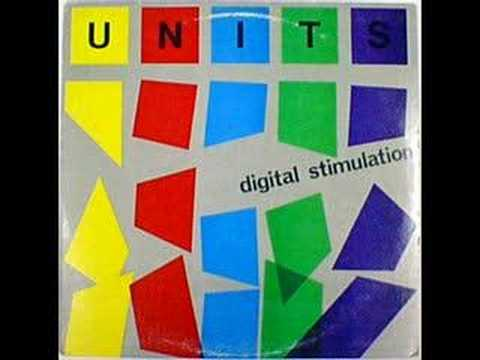 The Units - High Pressure Days