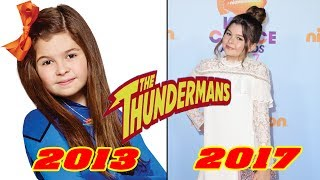 The Thundermans Before and After 2017 - Star News