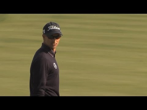 Adam Scott goes low at Arnold Palmer Invitational