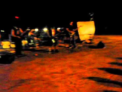 Marching to Doom - Middle Finger Raised [Live 18 June 2011 @ Red Lighthouse]