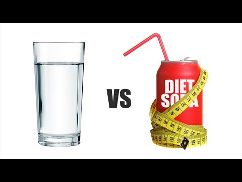 Diet Soda vs Water For Weight Loss - And The Winner Is...