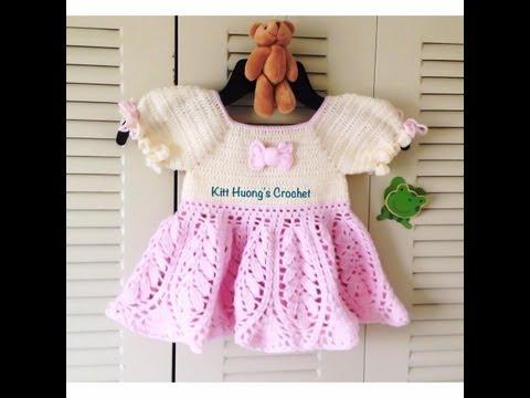 Móc áo cho bé : áo cổ vuông, p1