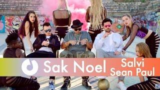 Sak Noel & Salvi ft. Sean Paul - Trumpets (Official Music Video)