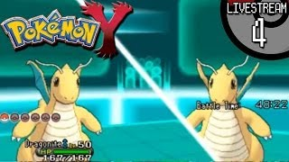Pokemon X And Y Livestream #4: Galvantula And Dragonite
