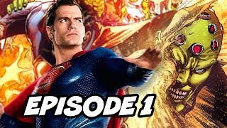 Krypton Episode 1 Superman - TOP 10 and Easter Eggs Explained