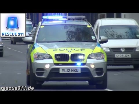 [London] BMW X5 ARV Metropolitan Police