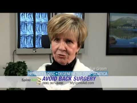 SpineAid Testimonials | Spinal Decompression | 806-367-8480