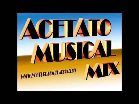 BALADAS MIX - ACETATO MUSICAL